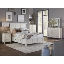 Allenville Storage Panel Customizable Bedroom Set by Red Barrel Studio®