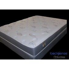 BackSense® HourGlass Elite Plush Mattress by Therapedic