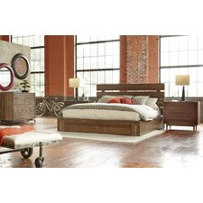 Gullickson Platform Customizable Bedroom Set by Brayden Studio®