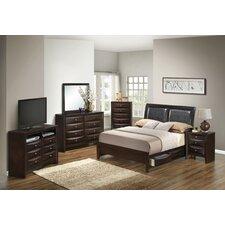 Leonis Storage Panel Customizable Bedroom Set by Latitude Run
