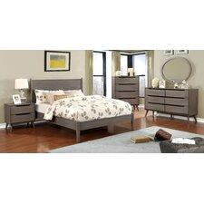Mason Mid-Century Modern Platform Customizable Bedroom Set by Mercury Row®