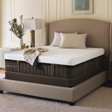 Lux Estate Hybrid Alwyn 14 Inch Cushion Firm Mattress by Stearns & Foster