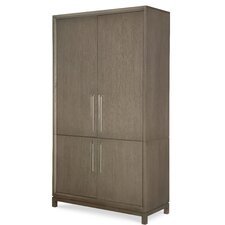Highline by Rachael Ray Home Wardrobe Armoire by Rachael Ray Home by Legacy Classic