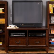Roberta Youth Bedroom Media Chest in Burnished Tobacco by Viv + Rae
