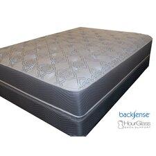 BackSense® HourGlass Elite Gel Ultra Plush Mattress by Therapedic