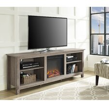 Sunbury TV Stand with Electric Fireplace