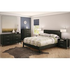 Gravity Queen Platform Customizable Bedroom Set by South Shore