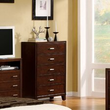 Suzanne 5 Drawer Chest by Andover Mills®