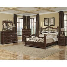 Harris Panel Customizable Bedroom Set by Klaussner Furniture