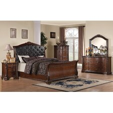 Martone Sleigh Customizable Bedroom Set by Wildon Home ®