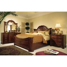 Cherry Grove Panel Customizable Bedroom Set by American Drew