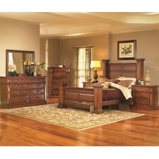 Torreon Panel Customizable Bedroom Set by Progressive Furniture Inc.