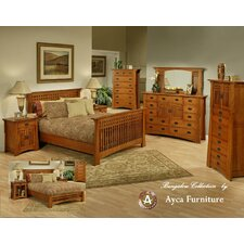Bungalow Platform Customizable Bedroom Set by AYCA Furniture
