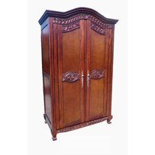Old English Armoire by D-Art Collection