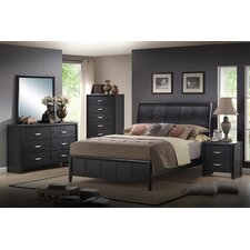 Monet Platform Customizable Bedroom Set by Wildon Home ®