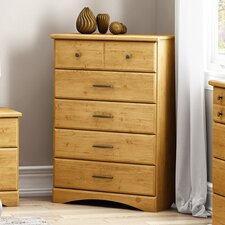 Cabana 5 Drawer Chest by South Shore