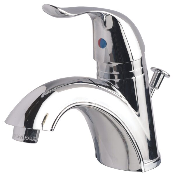 Bathroom Sink Faucet with Drain Assembly by Laguna Brass