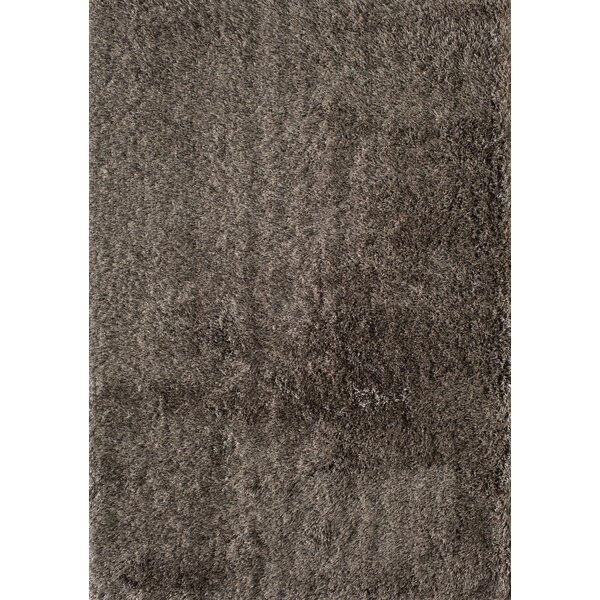 Cedric Hand-Woven Grey/Gold Area Rug by Threadbind