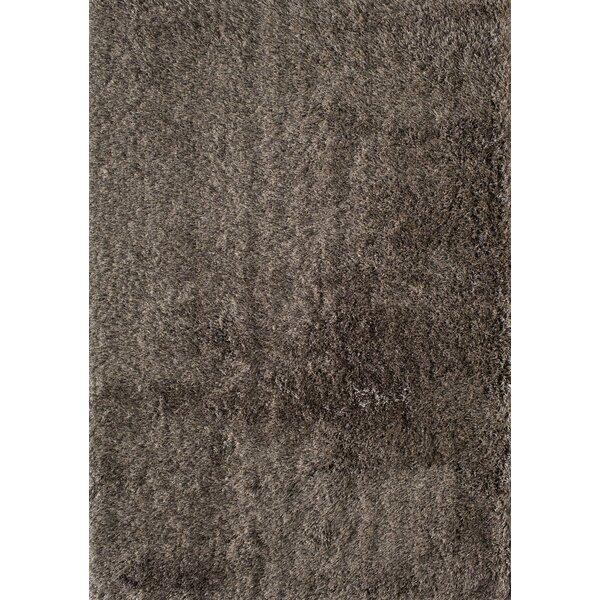 Cedric Hand-Woven Grey/Gold Area Rug by Threadbind