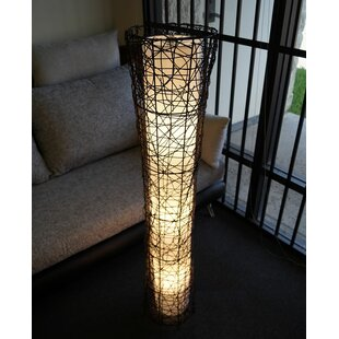 Column floor lamps youll love 49 column floor lamp aloadofball Images