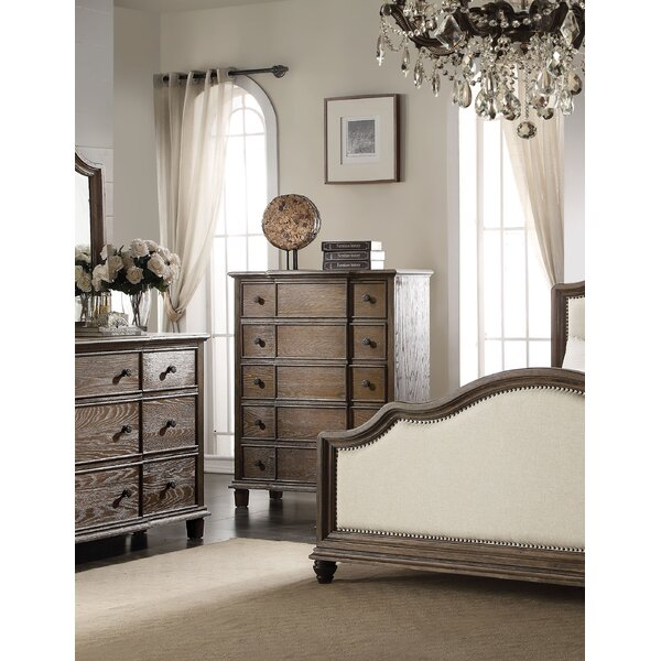Putney 5 Drawer Chest by One Allium Way