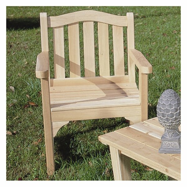 Adirondack Cedar Camel Wood Adirondack Chair by Rustic Natural Cedar Furniture