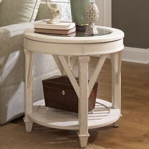 Dortch End Table By Highland Dunes