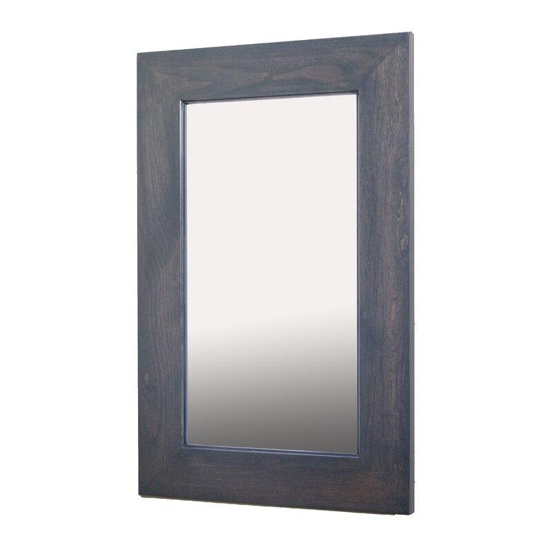 Recessed Framed 1 Door Medicine Cabinet
