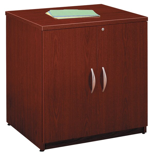 Series C 2 Door Storage Cabinet by Bush Business Furniture