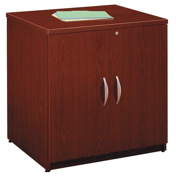 Series C 2 Door Storage Cabinet by Bush Business Furniture