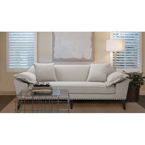 Web Purchase Itzel Sofa by Union Rustic by Union Rustic