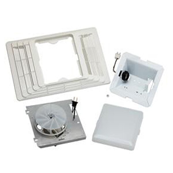 70 CFM Bathroom Fan with Light by Broan