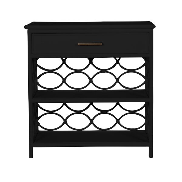 Manning End Table with Storage by Bayou Breeze