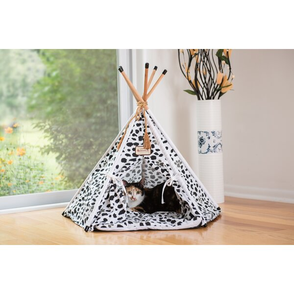 Teepee Cat Bed by Armarkat