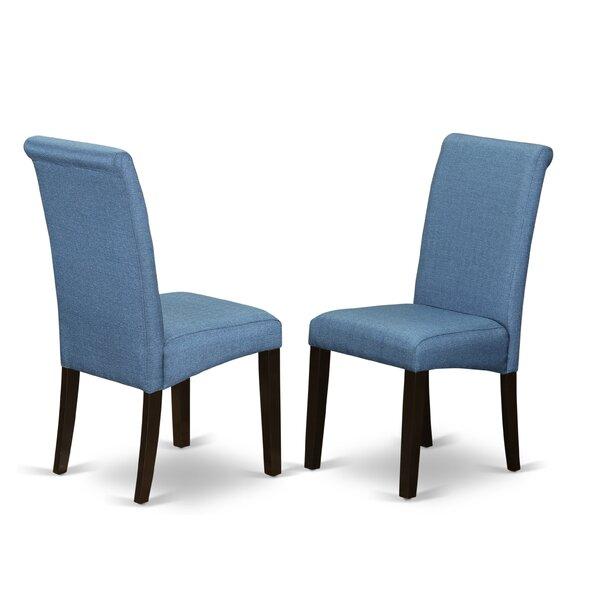 Brunson Upholstered Dining Chair (Set of 2) by Rosdorf Park