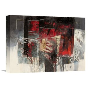 'Di Vino e Sole' by Giuliano Censini Painting Print on Wrapped Canvas by Global Gallery