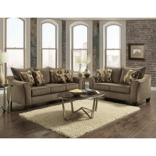 Campanella 2 Piece Living Room Set by Red Barrel Studio