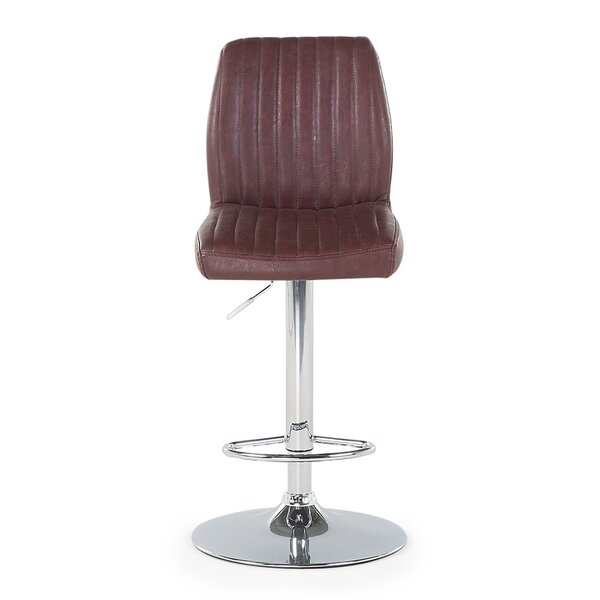 Osaka 25 Height-Adjustable Bar Stool by Home Loft Concepts