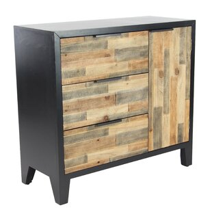 Read Reviews Alsace Modern Weave-Style 2 Door Accent Cabinet ByFoundry Select