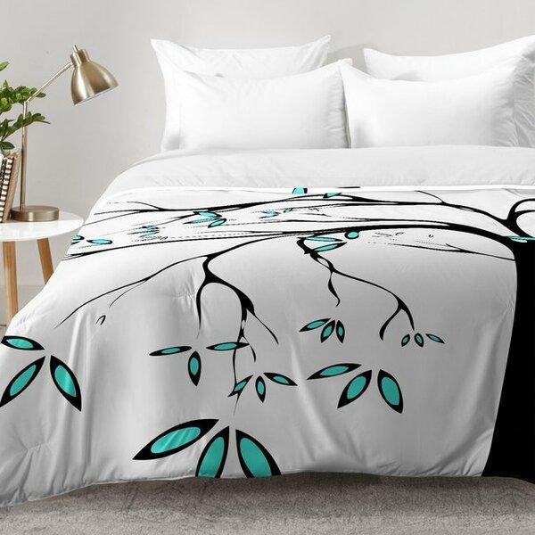Garden Delight Aqua Breeze Comforter Set