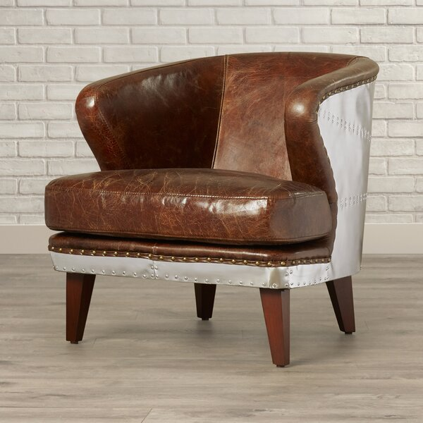 Chimayo Barrel Chair by Trent Austin Design Trent Austin Design