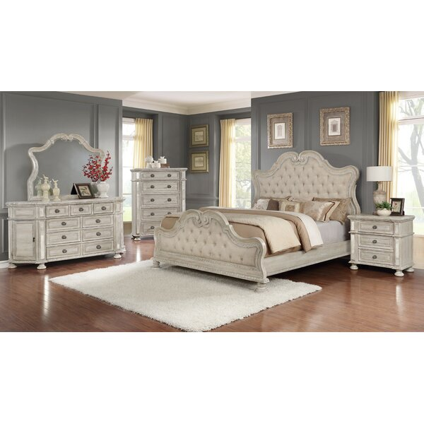Olszewski Standard 5 Piece Bedroom Set by Astoria Grand