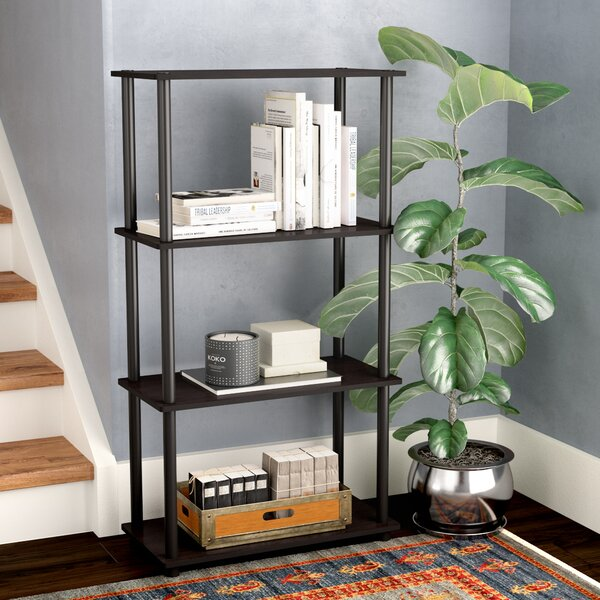Johnston Etagere Bookcase By Rebrilliant