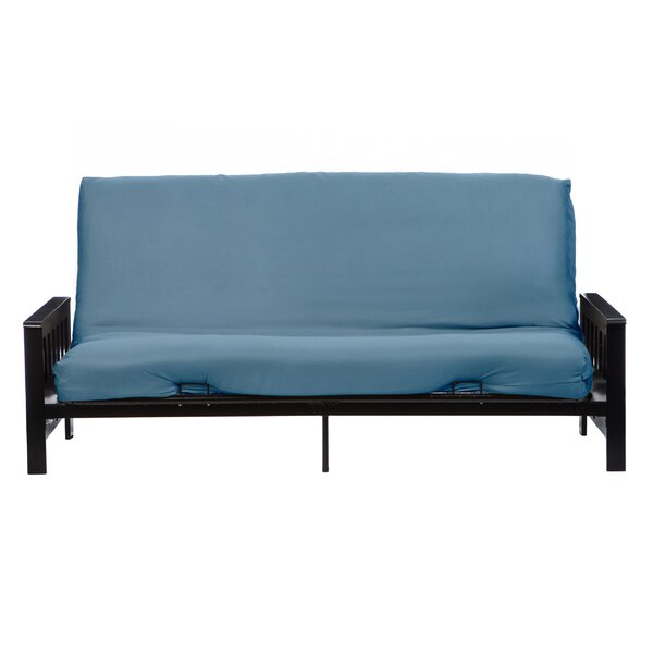 Box Cushion Futon Slipcover By Alwyn Home