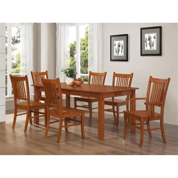 Temperance 7 Piece Dining Set by Millwood Pines