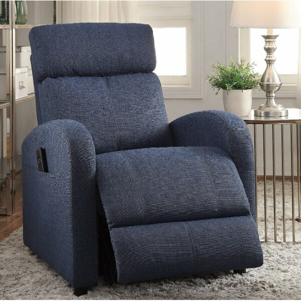 Wolford Power Lift Assist Recliner by Latitude Run