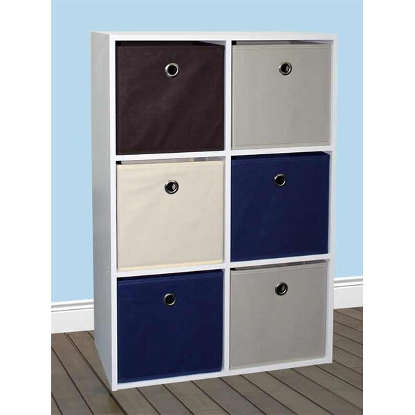 Cube Unit Bookcase by Home Basics
