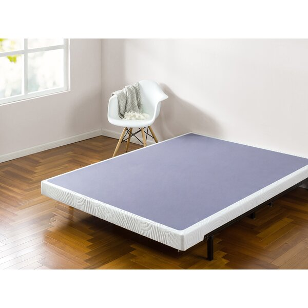 Low Profile Metal Smart 9 Box Spring by Zinus
