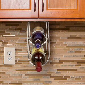 Sorbus® 2 Bottle Hanging Wine Rack by Sorbus