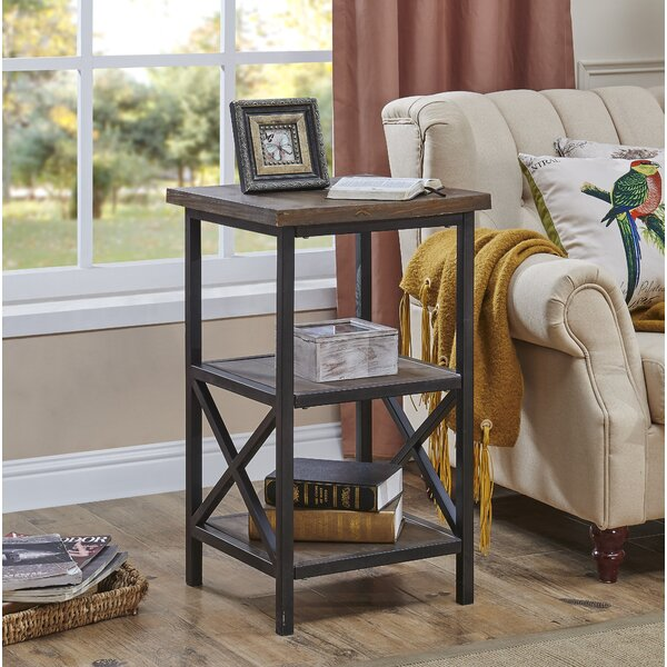 Costilla End Table by Loon Peak